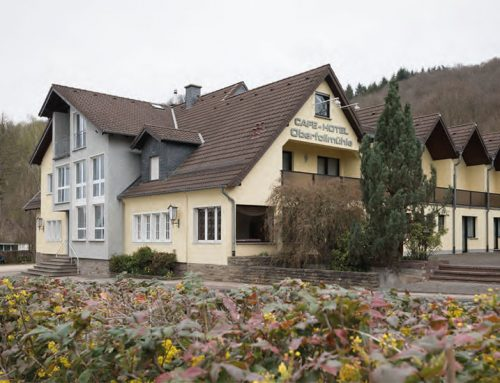 Hotel-Café Oberfollmühle